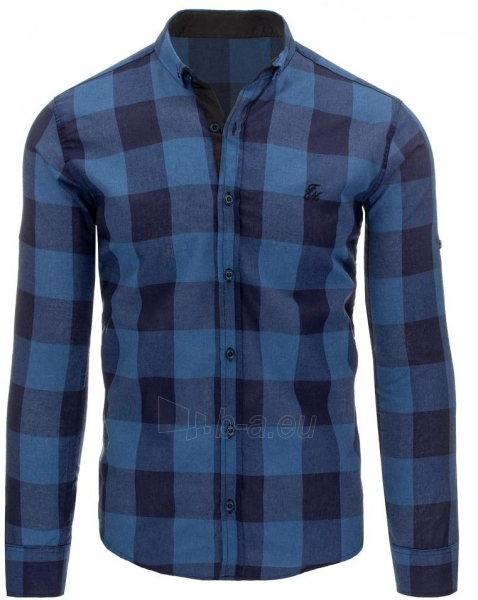 Vyriški marškiniai Abeer (tamsiai mėlyni) Paveikslėlis 1 iš 2 310820045471