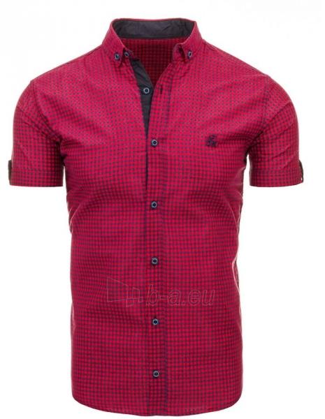Vyriški marškiniai Abra (raudonos spalvos) Paveikslėlis 1 iš 2 310820034763
