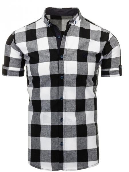 Vyriški marškiniai Adelio (baltos spalvos) Paveikslėlis 1 iš 2 310820034765