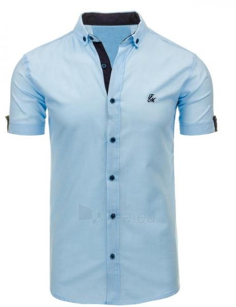 Vyriški marškiniai Adit (šviesiai mėlynos spalvos) Paveikslėlis 1 iš 2 310820034745