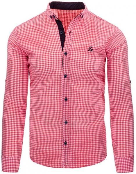 Vyriški marškiniai Aslan (rožinės) Paveikslėlis 1 iš 1 310820045470
