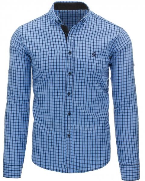 Vyriški marškiniai Auden (mėlyni) Paveikslėlis 1 iš 2 310820045460