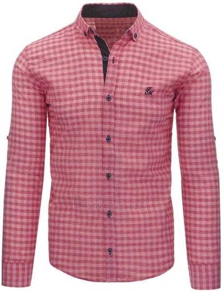 Vyriški marškiniai Auden (rožinės spalvos) Paveikslėlis 1 iš 3 310820045461