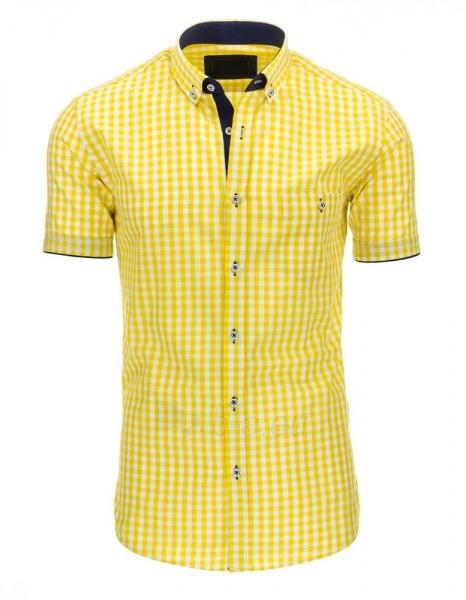 Vyriški marškiniai Bens (Geltoni) Paveikslėlis 1 iš 2 310820034654