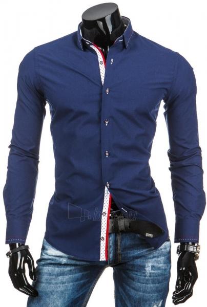 Vyriški marškiniai Bernard Paveikslėlis 1 iš 6 310820034417