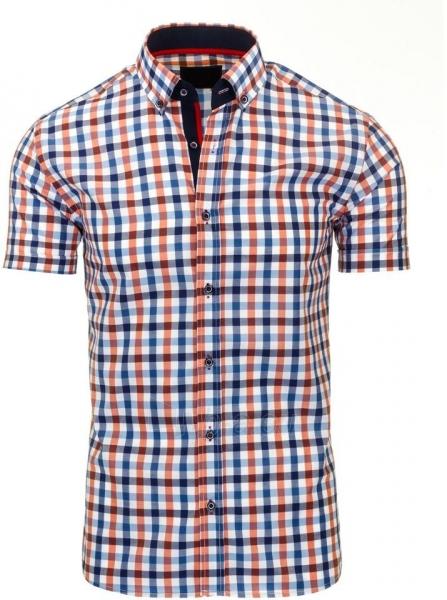 Vyriški marškiniai Berry (Tamsiai mėlyni) Paveikslėlis 1 iš 2 310820034736
