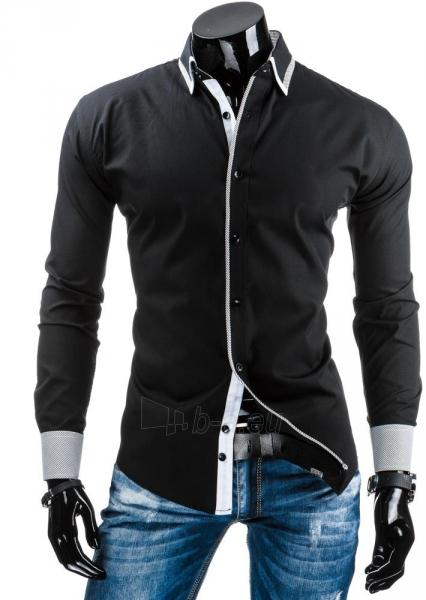 Vyriški marškiniai Cedar (Juodi) Paveikslėlis 1 iš 6 310820036992