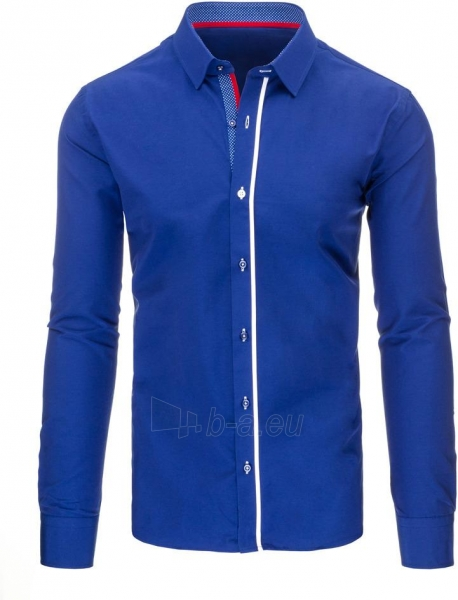 Vyriški marškiniai Childress (Mėlyni) Paveikslėlis 1 iš 7 310820034456