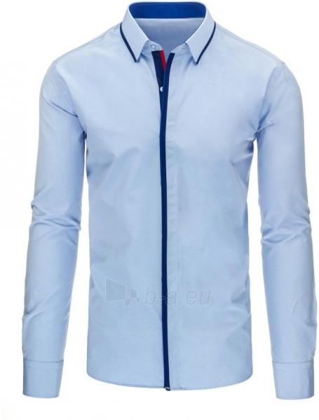 Vyriški marškiniai Chillicothe (Mėlyni) Paveikslėlis 1 iš 7 310820034467