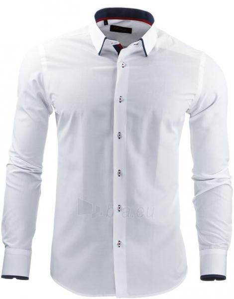 Vyriški marškiniai Christoval (Balti) Paveikslėlis 1 iš 2 310820034446