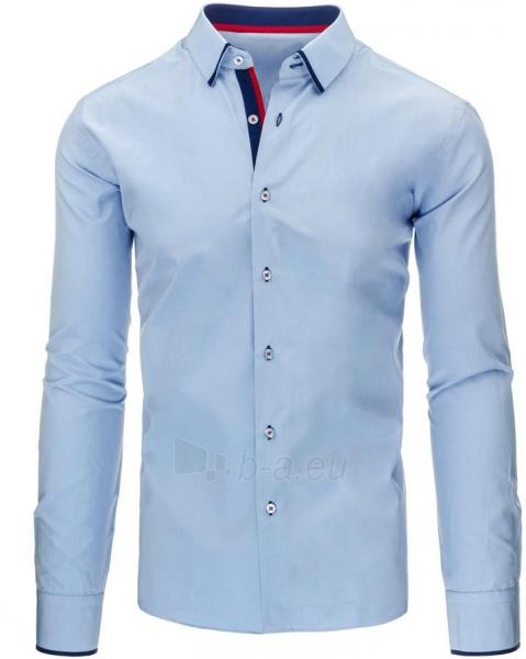 Vyriški marškiniai Christoval (Mėlyni) Paveikslėlis 1 iš 7 310820034453