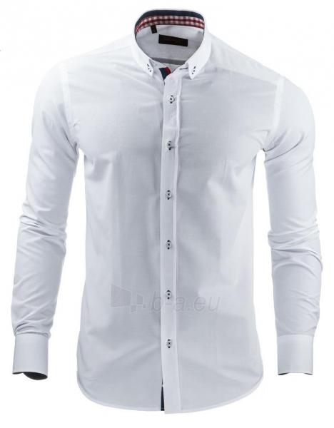Vyriški marškiniai Cisco (Balti) Paveikslėlis 1 iš 2 310820034448