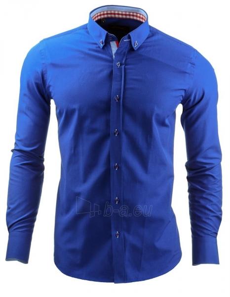 Vyriški marškiniai Cisco (Mėlyni) Paveikslėlis 1 iš 2 310820034449