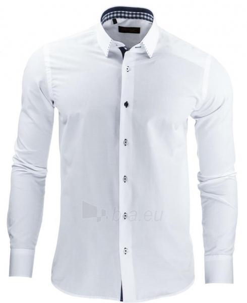 Vyriški marškiniai Cleburne (Balti) Paveikslėlis 1 iš 1 310820034450