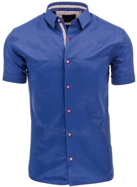 Vyriški marškiniai Cochise (Mėlyni) Paveikslėlis 1 iš 2 310820034658