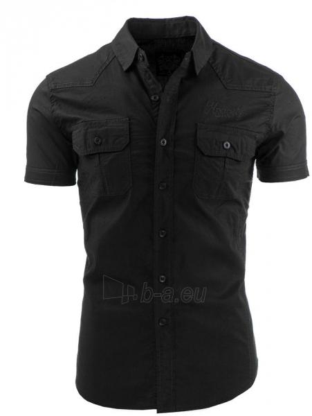 Vyriški marškiniai Danbury (Juodi) Paveikslėlis 1 iš 2 310820034548