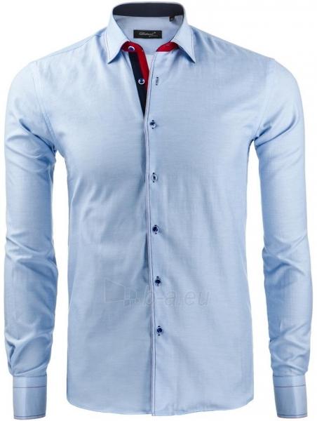 Vyriški marškiniai Ean (mėlynos spalvos) Paveikslėlis 1 iš 1 310820042260