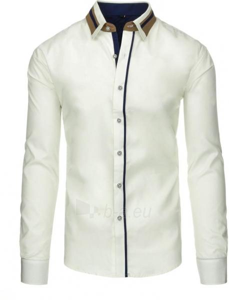 Vyriški marškiniai Globe (Kreminis) Paveikslėlis 1 iš 7 310820034442