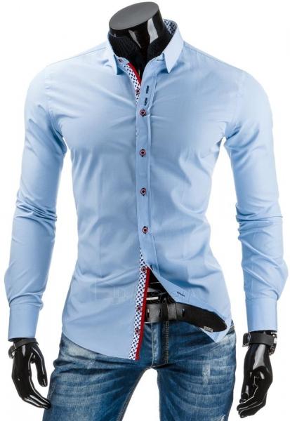 Vyriški marškiniai Grove (Mėlyni) Paveikslėlis 1 iš 6 310820034464