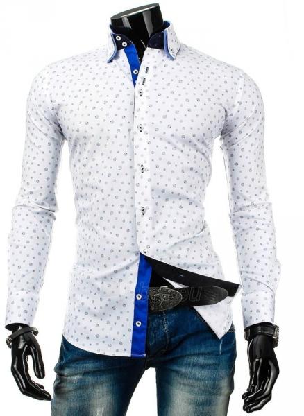 Vyriški marškiniai Hamilton Paveikslėlis 1 iš 6 310820043461