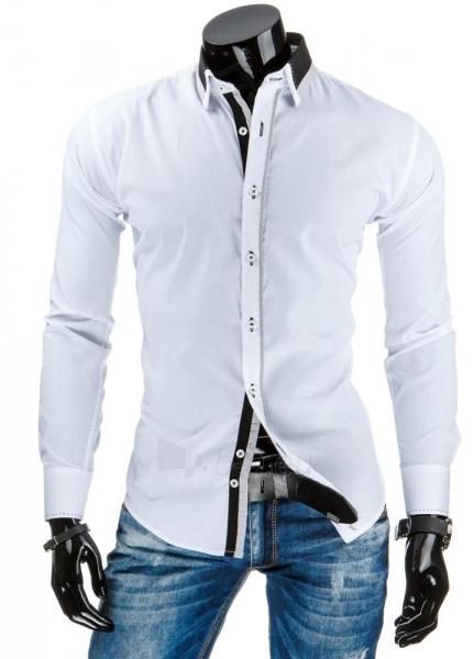 Vyriški marškiniai Hayden (Balti) Paveikslėlis 1 iš 6 310820031632