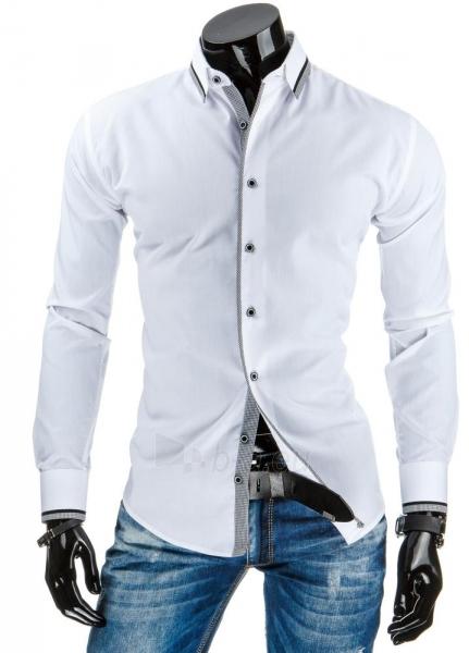 Vyriški marškiniai Holbrook (Balti) Paveikslėlis 1 iš 6 310820034438