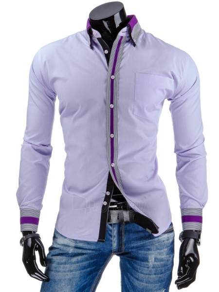 Vyriški marškiniai Huachuca (Violetinė) Paveikslėlis 1 iš 6 310820036981