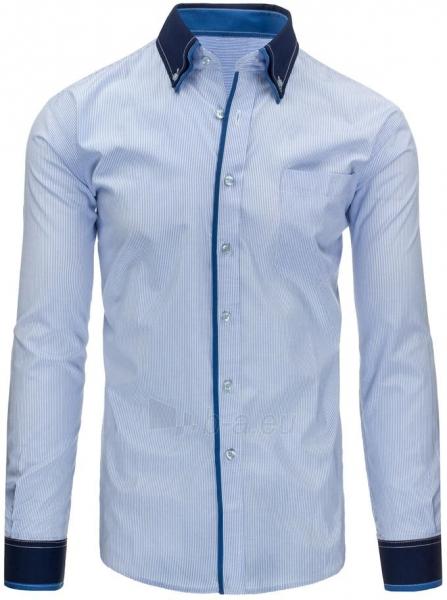 Vyriški marškiniai Jaleah (mėlyni) Paveikslėlis 1 iš 3 310820045888