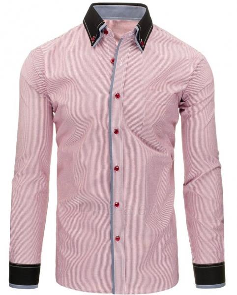Vyriški marškiniai Jaleah (raudoni) Paveikslėlis 1 iš 3 310820045886