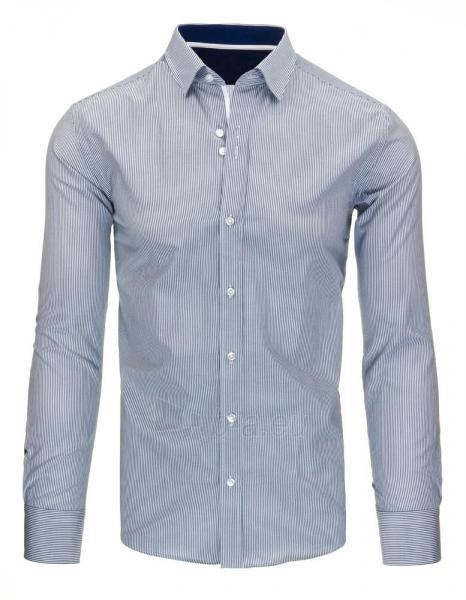 Vyriški marškiniai Karin (tamsiai mėlyni) Paveikslėlis 1 iš 3 310820046768