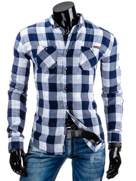 Vyriški marškiniai Keegan Paveikslėlis 1 iš 6 310820034432