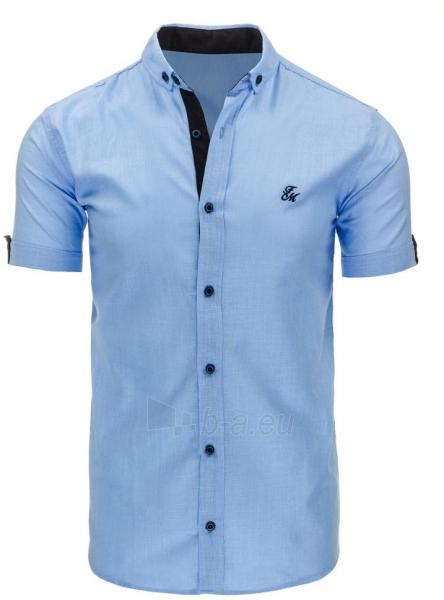 Vyriški marškiniai Kirks (Mėlyni) Paveikslėlis 1 iš 2 310820034755