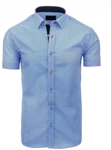 Vyriški marškiniai Loud (Mėlyni) Paveikslėlis 1 iš 2 310820034683