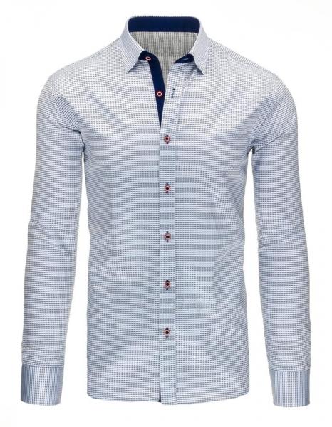 Vyriški marškiniai Luke (balti) Paveikslėlis 1 iš 3 310820046828