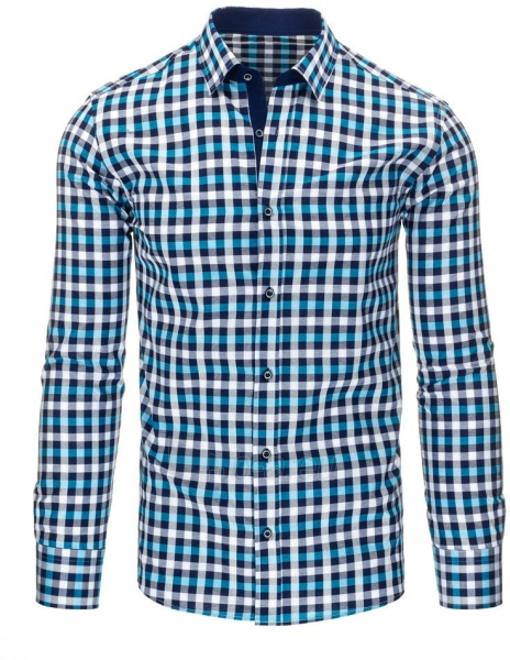 Vyriški marškiniai Lyndon (Turkis) Paveikslėlis 1 iš 7 310820034677