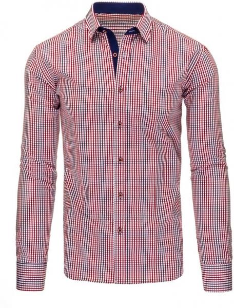 Vyriški marškiniai Marifer (raudonos spalvos) Paveikslėlis 1 iš 3 310820046591