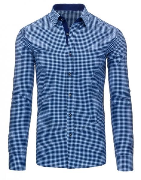Vyriški marškiniai Marlei (tamsiai mėlyni) Paveikslėlis 1 iš 3 310820046592