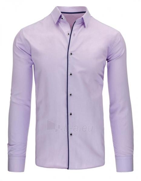 Vyriški marškiniai Masha (alyvinės splavos) Paveikslėlis 1 iš 2 310820046586