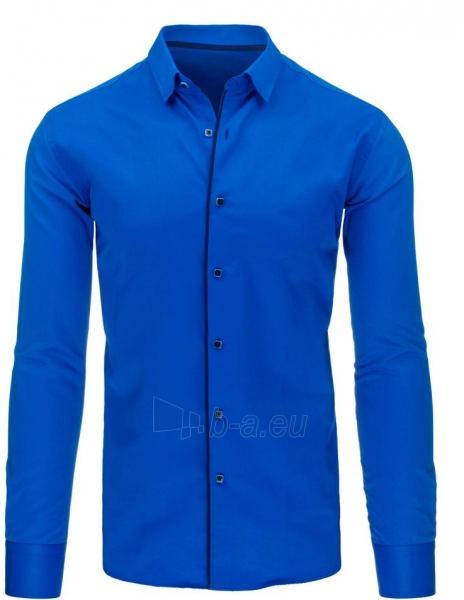 Vyriški marškiniai Masha (mėlyni) Paveikslėlis 1 iš 2 310820046588