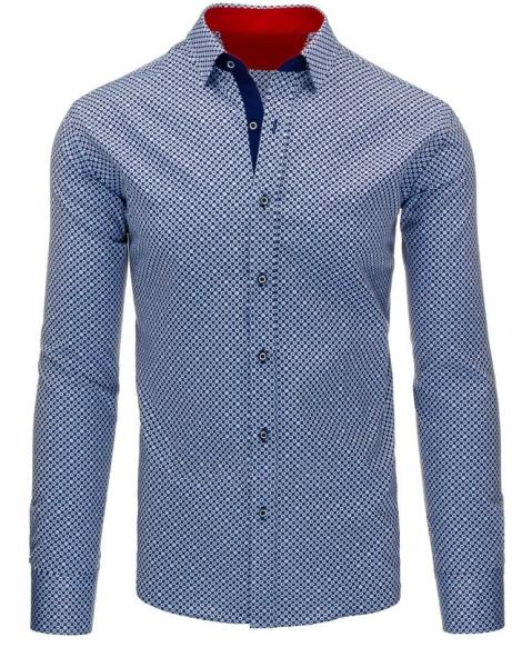 Vyriški marškiniai Masha (tamsiai mėlyni) Paveikslėlis 1 iš 3 310820046589