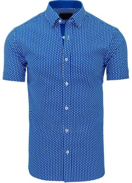 Vyriški marškiniai Meade (Mėlyni) Paveikslėlis 1 iš 2 310820034735