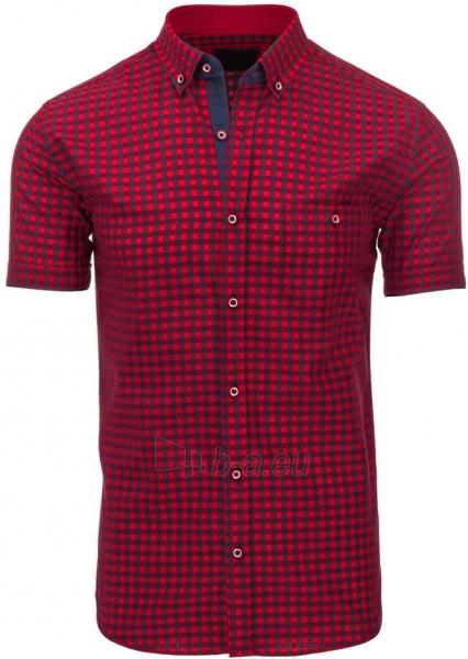 Vyriški marškiniai Meade (Raudoni) Paveikslėlis 1 iš 2 310820034733