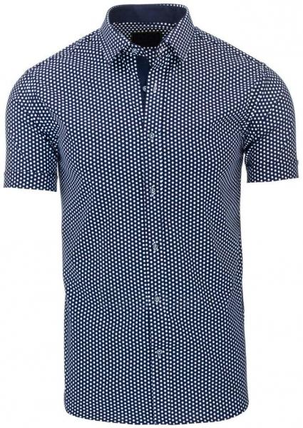 Vyriški marškiniai Meade (Tamsiai mėlyni) Paveikslėlis 1 iš 2 310820034734