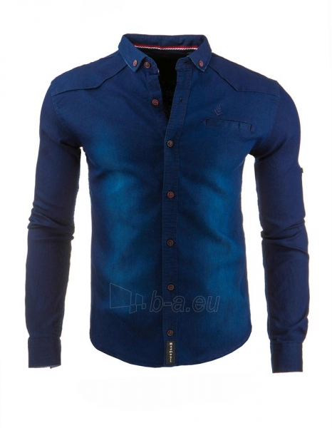 Vyriški marškiniai Mekoryuk Paveikslėlis 1 iš 1 310820037029