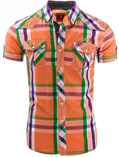 Vyriški marškiniai Oakdale (Oranžiniai) Paveikslėlis 1 iš 2 310820034541