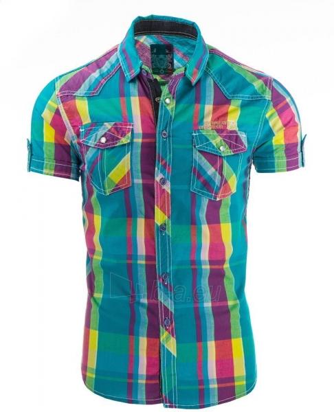 Vyriški marškiniai Oakdale (Turkis) Paveikslėlis 1 iš 2 310820034542