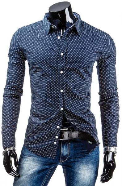 Vyriški marškiniai Ollie Paveikslėlis 1 iš 6 310820034364