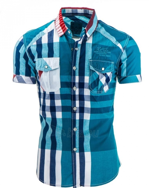 Vyriški marškiniai Pennsbury (Turkis) Paveikslėlis 1 iš 2 310820034544