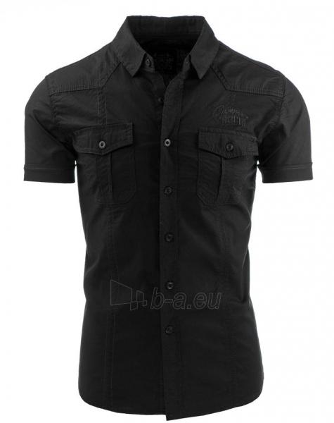 Vyriški marškiniai Pitcairn (Juodi) Paveikslėlis 1 iš 2 310820037043