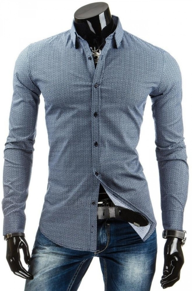 Vyriški marškiniai Preston Paveikslėlis 1 iš 6 310820034373